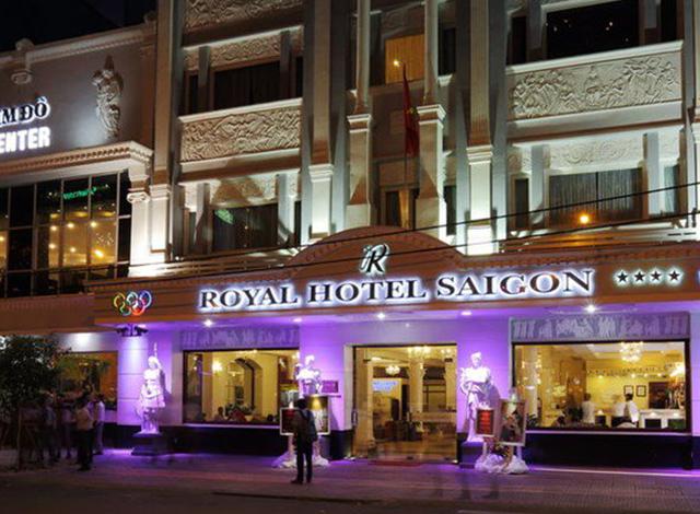 Kim Đô Sài Gòn (Royal Hotel SG)