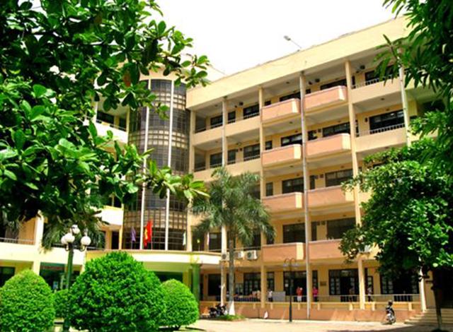 Ký túc xá Đại học Quốc gia Hà Nội