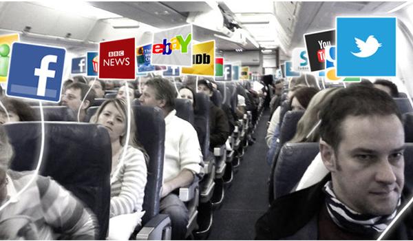 Bạn đã biết Wi-Fi trên máy bay hoạt động như thế nào chưa?