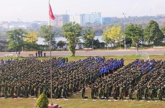 Trung Tâm Giáo Dục Quốc Phòng TP.HCM