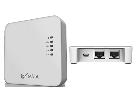 IgniteNet SP-W2M-AC1200